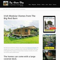 Irish Modular Homes from The Big Red Barn - Tiny House Blog