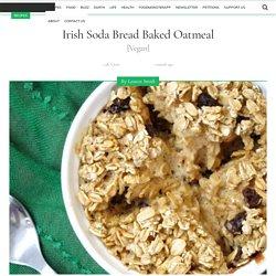 Irish Soda Bread Baked Oatmeal