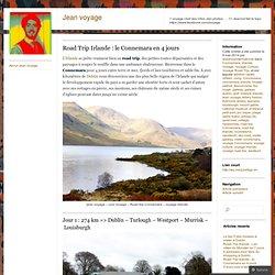 Road Trip Irlande : le Connemara en 4 jours