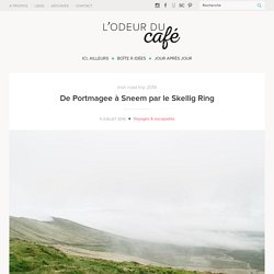 Road trip en Irlande –De Portmagee à Sneem par le Skellig Ring