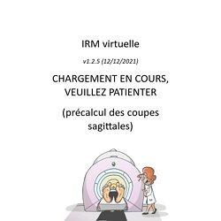 IRM virtuelle