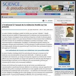 L'irrationnel à l'assaut de la médecine fondée sur les preuves