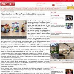 """""""Astérix chez les Pictes"""", un irréductible suspense - 23/10/2013 - LaDépêche"""