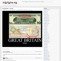 Great Britain – Greater