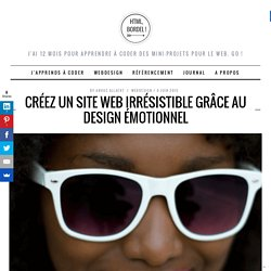 Créez un site web irrésistible grâce au design émotionnel