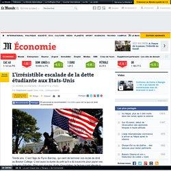 L'irrésistible escalade de la dette étudiante aux Etats-Unis