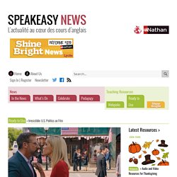 Irresistible: U.S. Politics on Film – Speakeasy News
