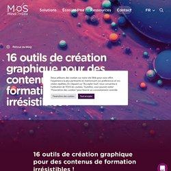 □ 16 outils de création graphique pour des contenus de formation irrésistibles ! - MindOnSite