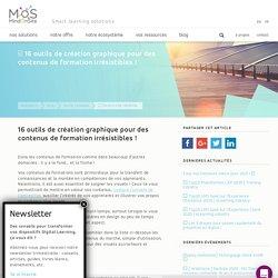 16 outils de création graphique pour des contenus de formation irrésistibles ! - MindOnSite