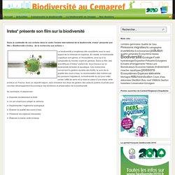 Irstea* présente son film sur la biodiversité