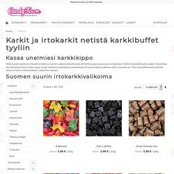 Karkit ja irtokarkit netistä karkkibuffet tyyliin