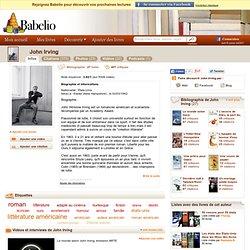 John Irving - Livres, citations, photos et vidéos