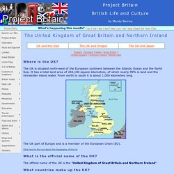 Is the UK the same as Britain, Great Britain and England?