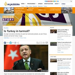 Is Turkey in turmoil? - Inside Story