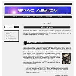 isaac asimov - premier pas