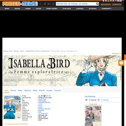 Vol.1 Isabella Bird - Femme exploratrice - Manga