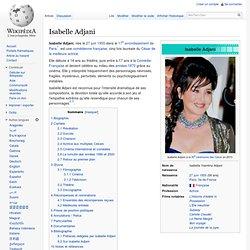 Isabelle Adjani - 1955-