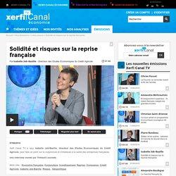 Isabelle Job-Bazille - Solidité et risques sur la reprise française