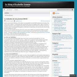 Le blog d'Isabelle Gonon