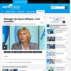 Isabelle Barth, Manager de façon éthique, c'est possible ! - Precepta stratégiques