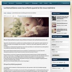 Isabelle Salomon - Être bienveillant avec nos enfants dans les coups durs de la vie