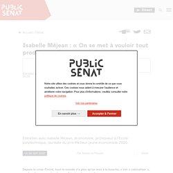 Isabelle Méjean : « On se met à vouloir tout produire en France, mais il y a un coût