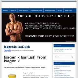 Isagenix Isaflush -