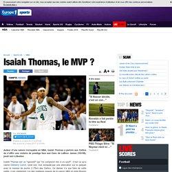 Isaiah Thomas, le MVP ? - Sports US
