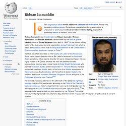 Riduan Isamuddin