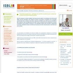 franchise sur activités lucratives isbl