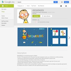 iSÉQUENCES – Applications Android sur Google Play