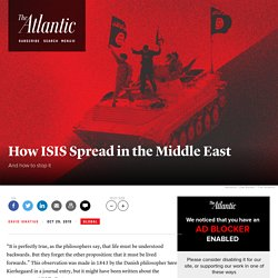 How ISIS Spread in Syria and Iraq—and How to Stop It