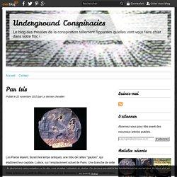 Par Isis - Underground Conspiracies