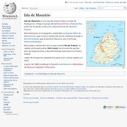 Isla de Mauricio