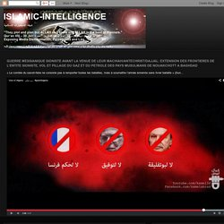 ISLAMIC-INTELLIGENCE - Pale Moon