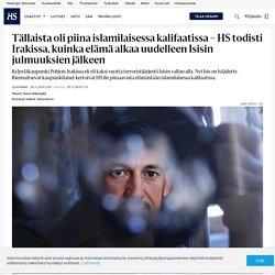 hs Isisin kalifaatti on kestänyt kaksi ja puoli vuotta