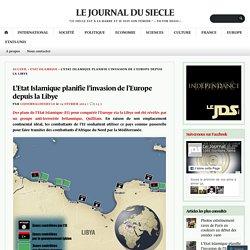 L'Etat Islamique planifie l'invasion de l'Europe depuis la Libye