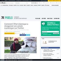 Comment l'Etat islamique a réorganisé son armée numérique sur Twitter