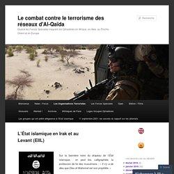 EIIL État Islamique en Irak et au Levant