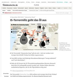 """""""Islamischer Staat"""" - IS-Terrormiliz geht das Öl aus"""
