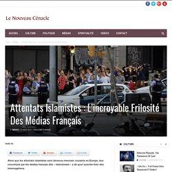 Attentats islamistes : l'incroyable frilosité des médias français