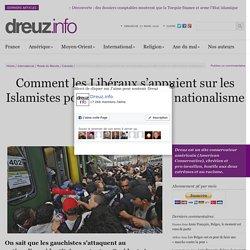 Comment les Libéraux s'appuient sur les Islamistes pour lutter contre le nationalisme québécois