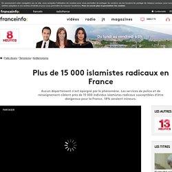 Plus de 15 000 islamistes radicaux en France