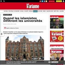 Quand les islamistes infiltrent les universités