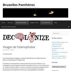 Visages de l'islamophobie. – Bruxelles Panthères