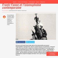 Frantz Fanon et l'islamophobie contemporaine