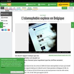 L'islamophobie explose en Belgique