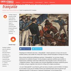 """Islamophobie"" : une invention française - Contre-attaque(s)"