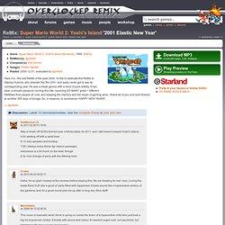 Super Mario World 2: Yoshi's Island '2001 ElasticNewYear'