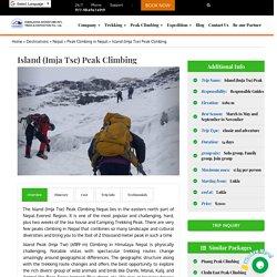Island (Imja Tse) Peak Climbing